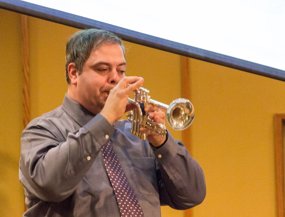 Solo/Chamber/ Ensemble Performance - Specializing in Solo Trumpet, Trumpet with String Trio/Quartet, as well as Trumpet/Soprano Voice/Continuo. Ensembles include Orchestra, Opera, and Broadway Show.