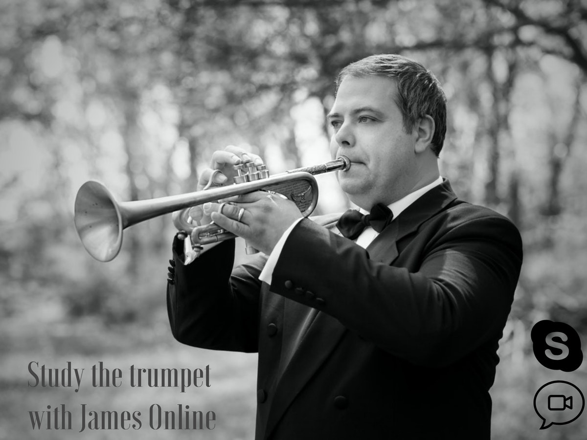 Teaching Trumpet Lessons - Live and Online Lessons and Coaching Available