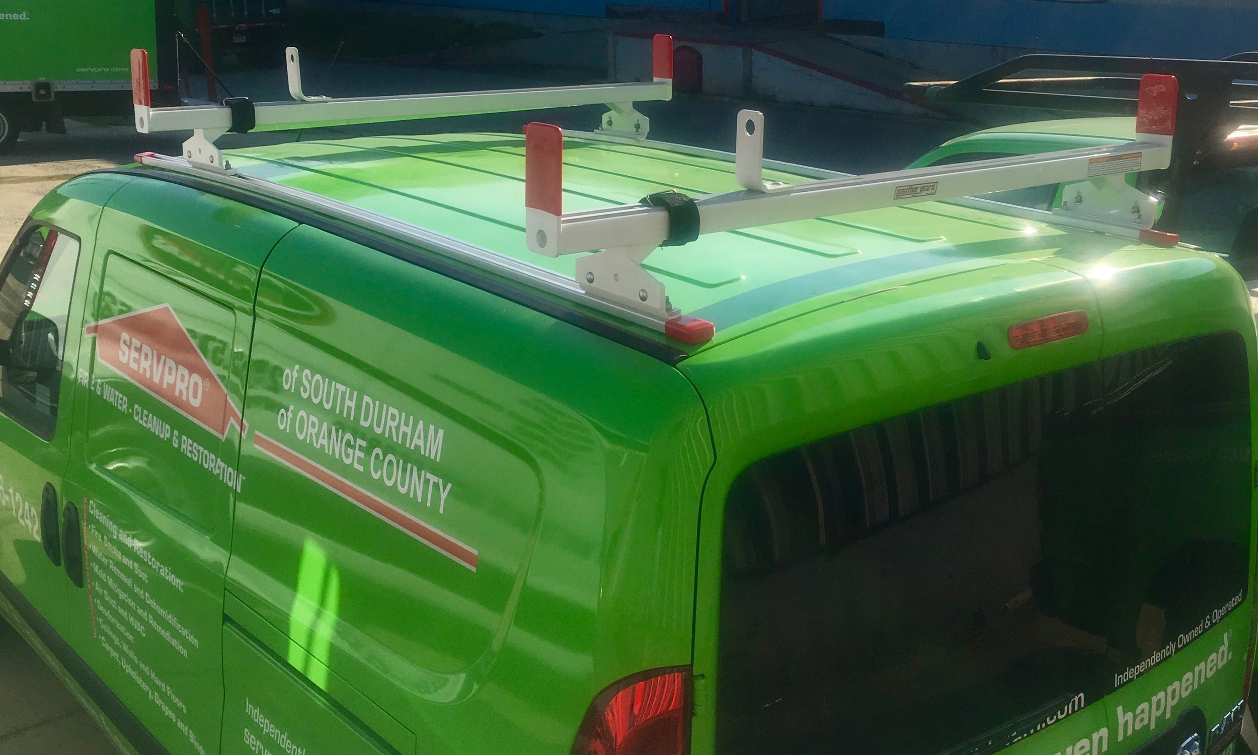 Weather Guard® Roof Rack