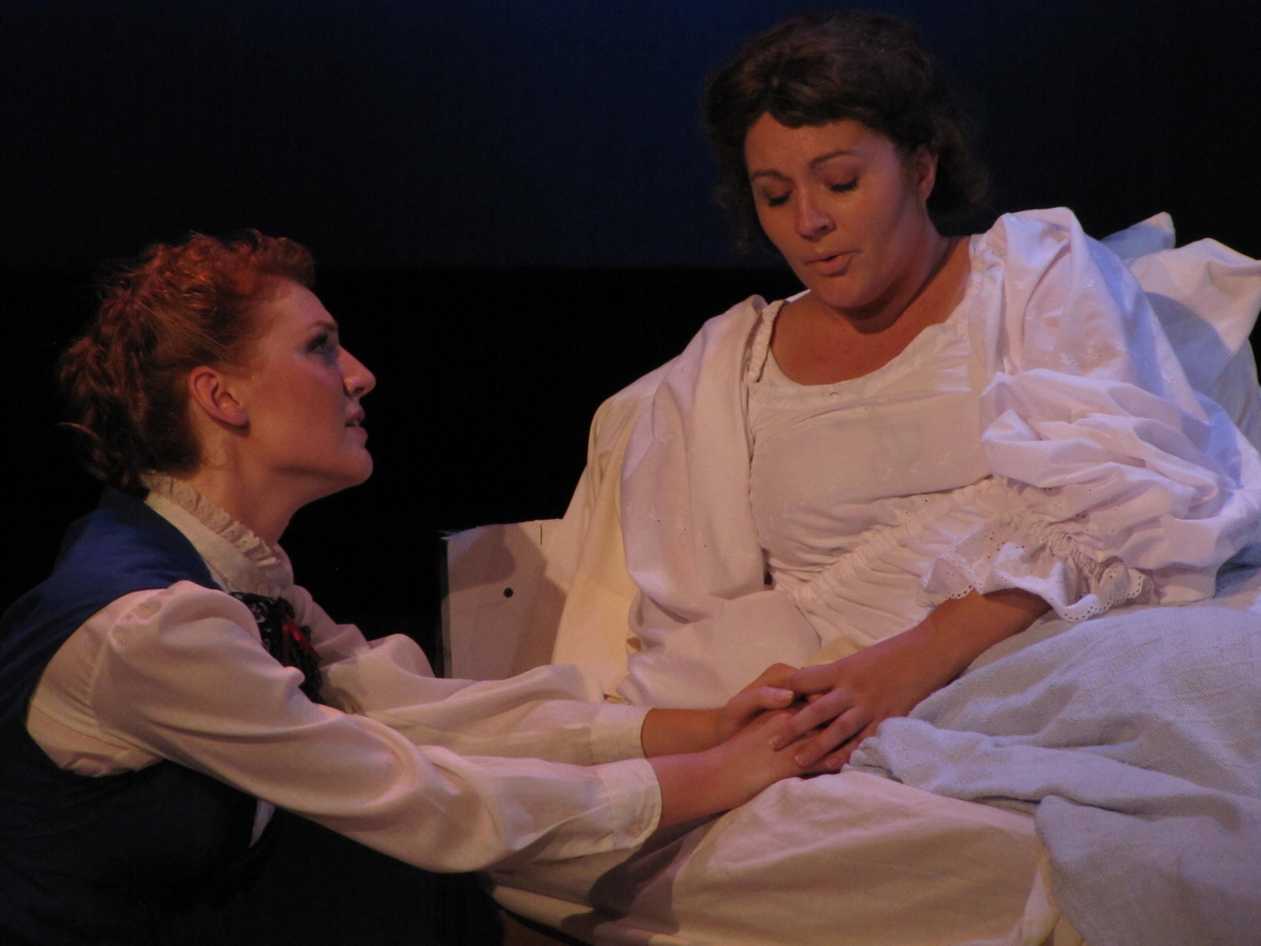 Jo / Little Women / Opera in the Ozarks