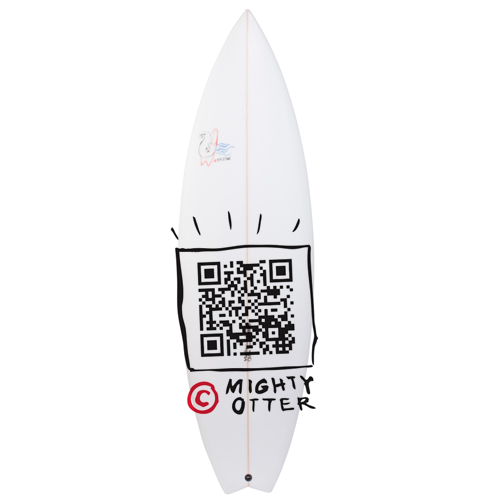 The QR Code by Mr. Rohleder - Small Wave Performer