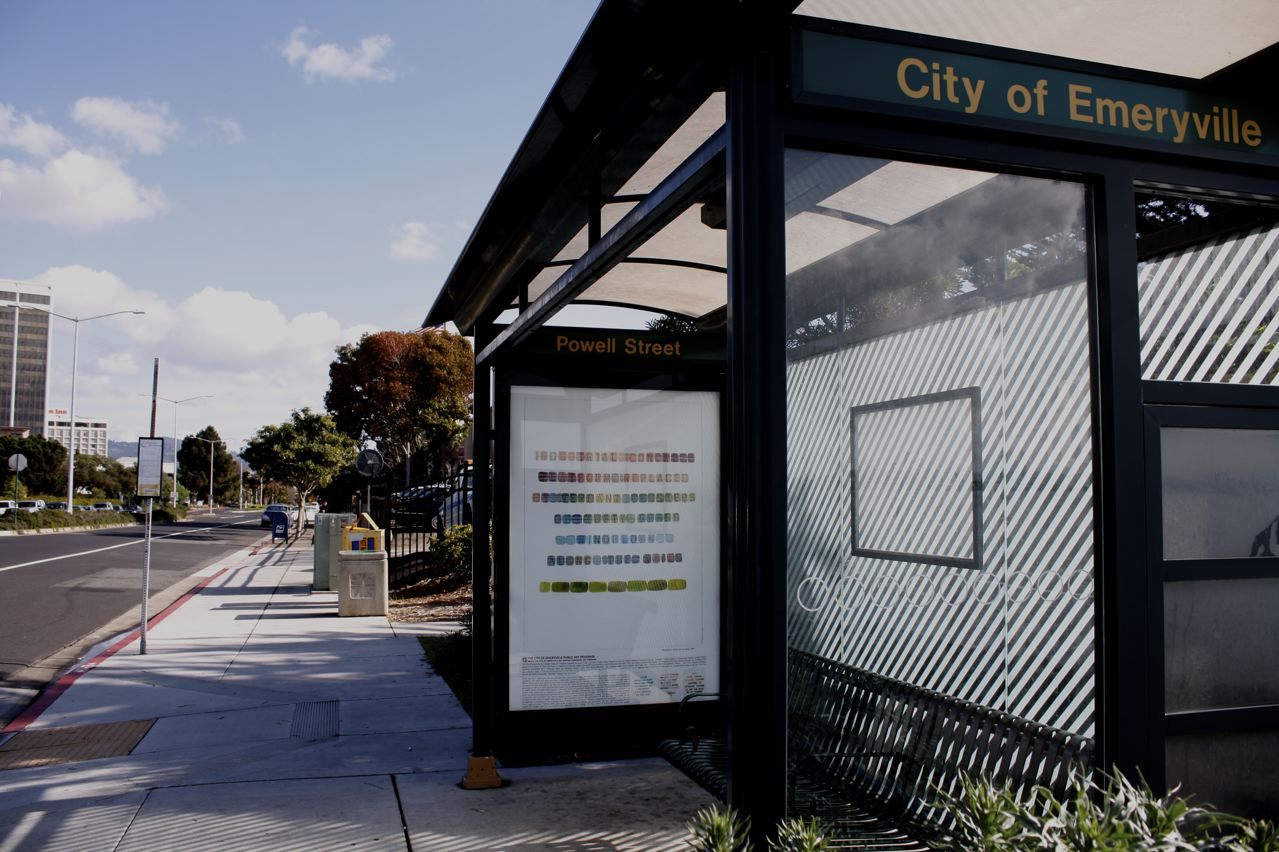 Emeryville Bus Shelter Project: Flora and Fauna
