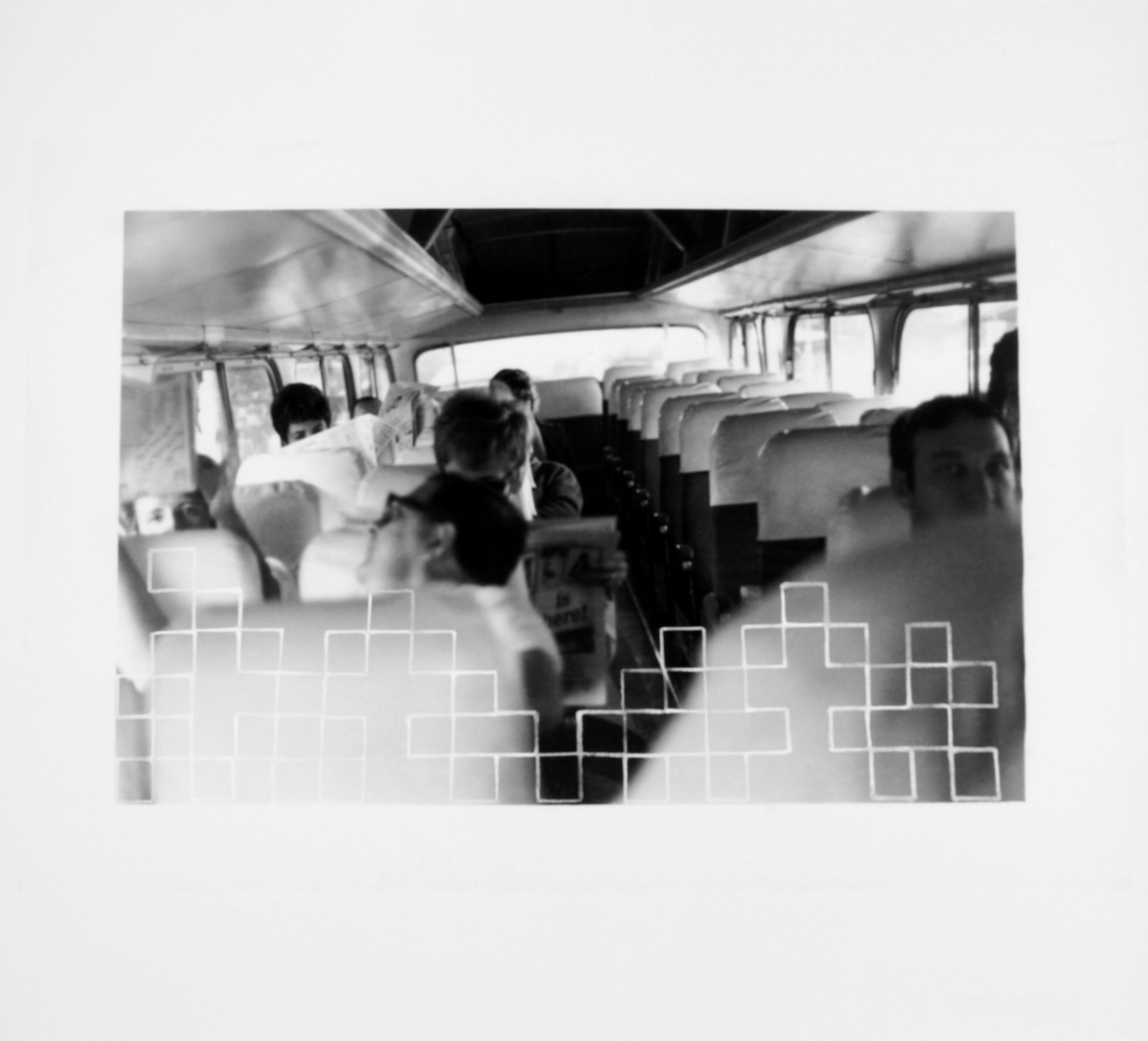 Recollection Drawn: Bus Ride