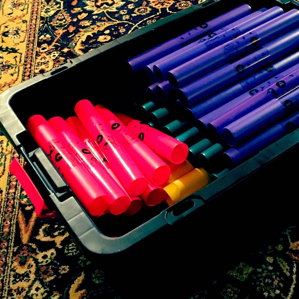 Life Lessons from Boomwhackers in a Box