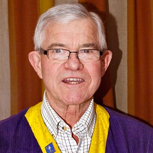 Bob Robson   Past President