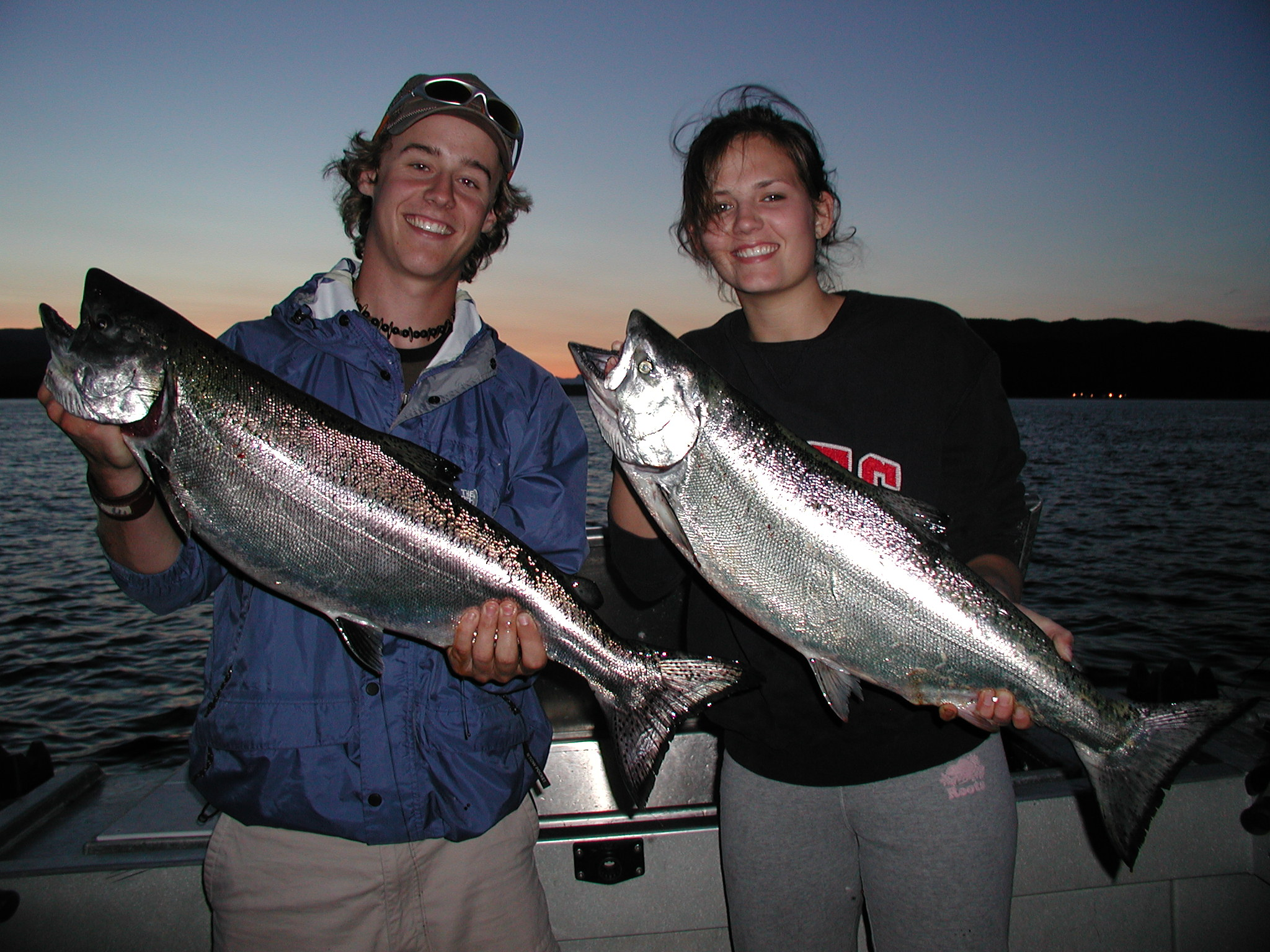 fishing charters Campbell River