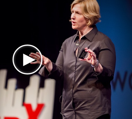 The Power of vulnerability  By Brené Brown