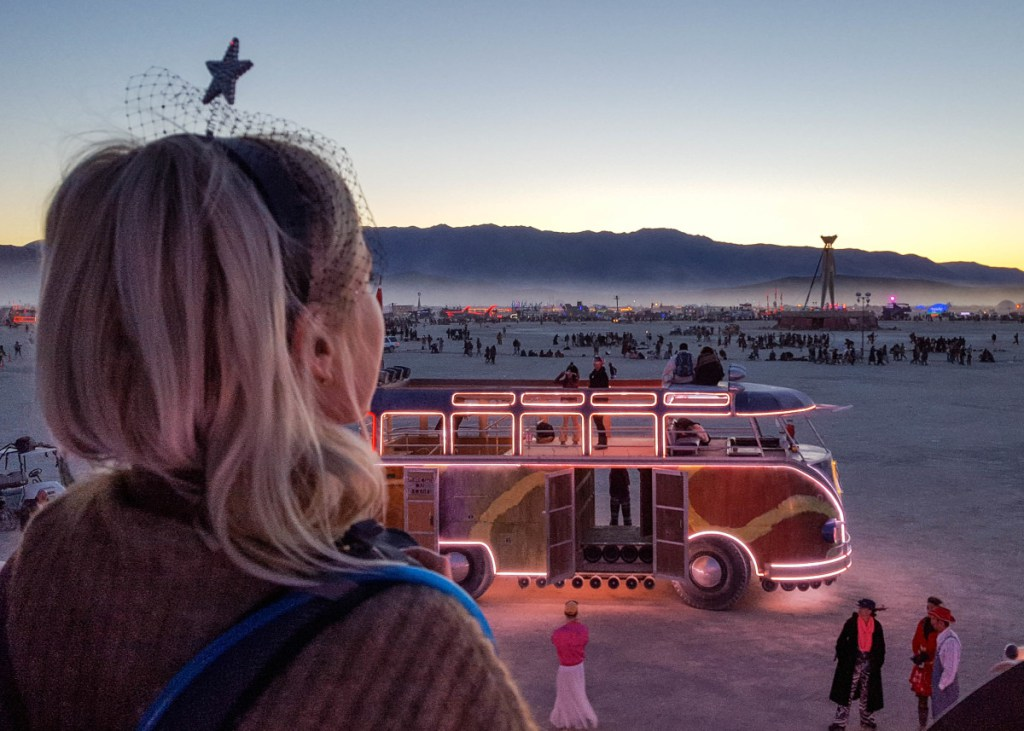 Burning Man - A festival for dreamers <3