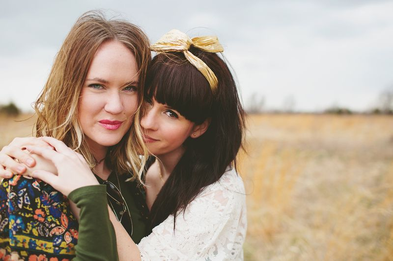 A Beautiful mess. Two bloggers with a passion for crafts, food and other girly fun. Check it out!