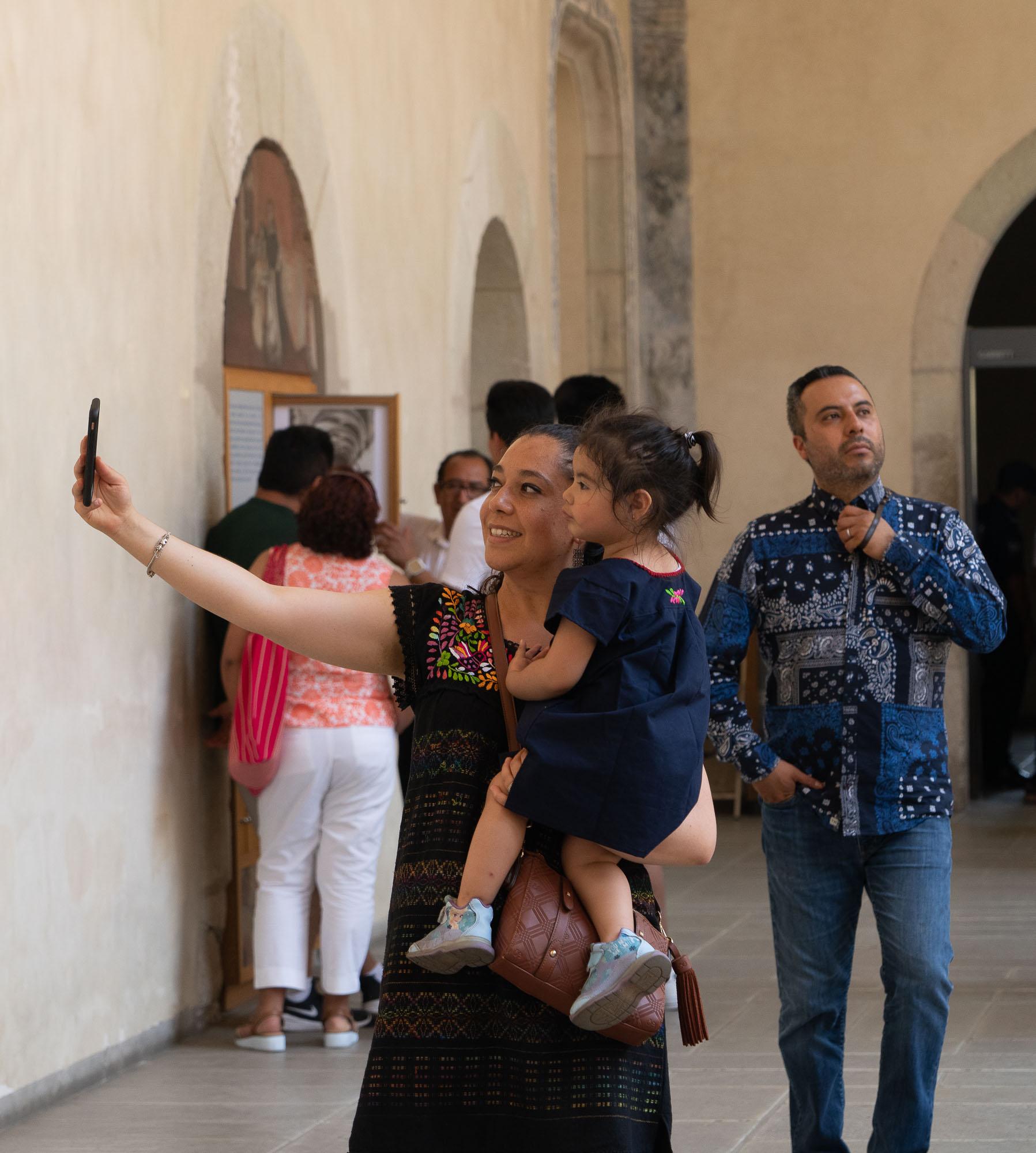 Teaching, Art of the Selfie