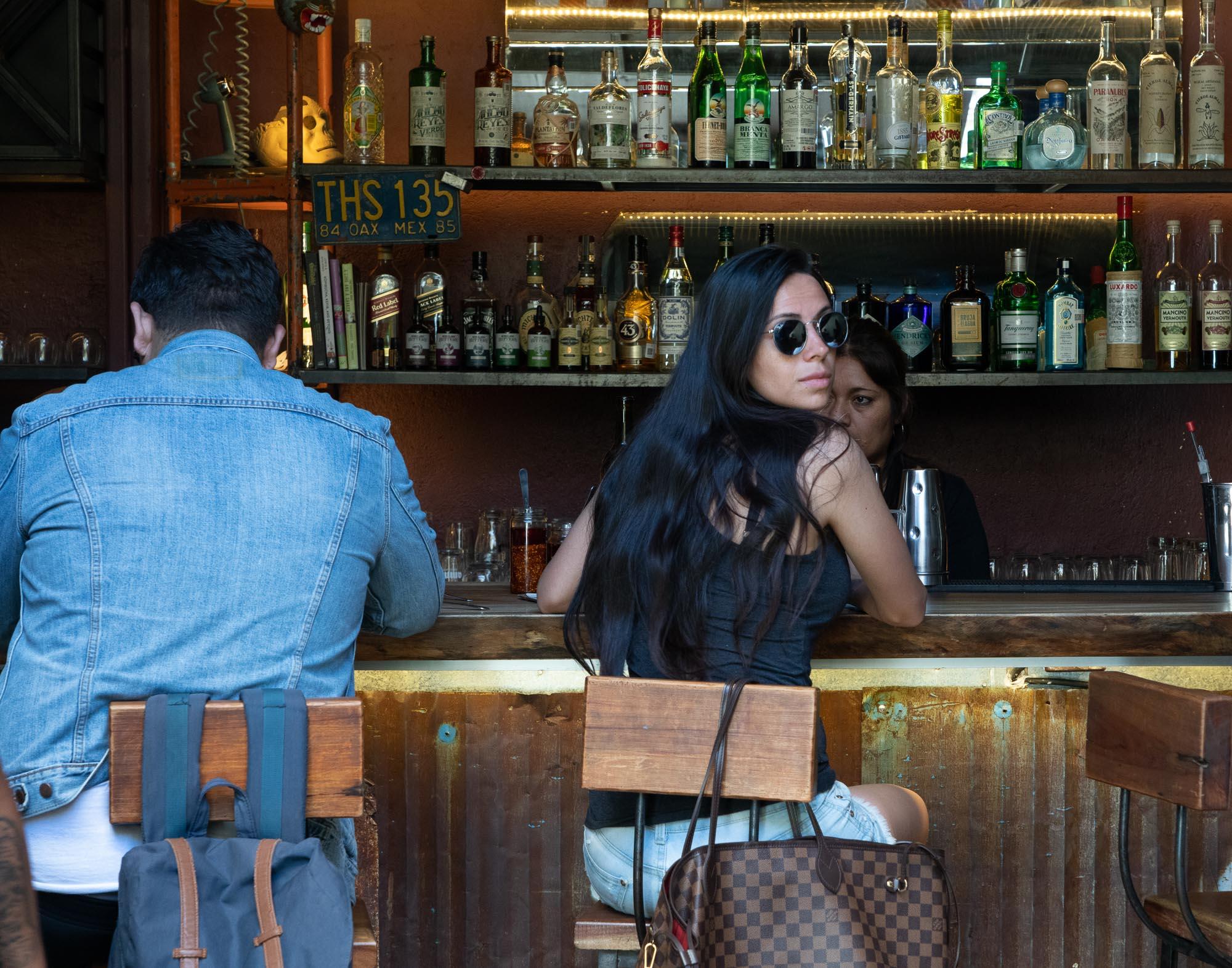 Boulenc Bar, Oaxaca