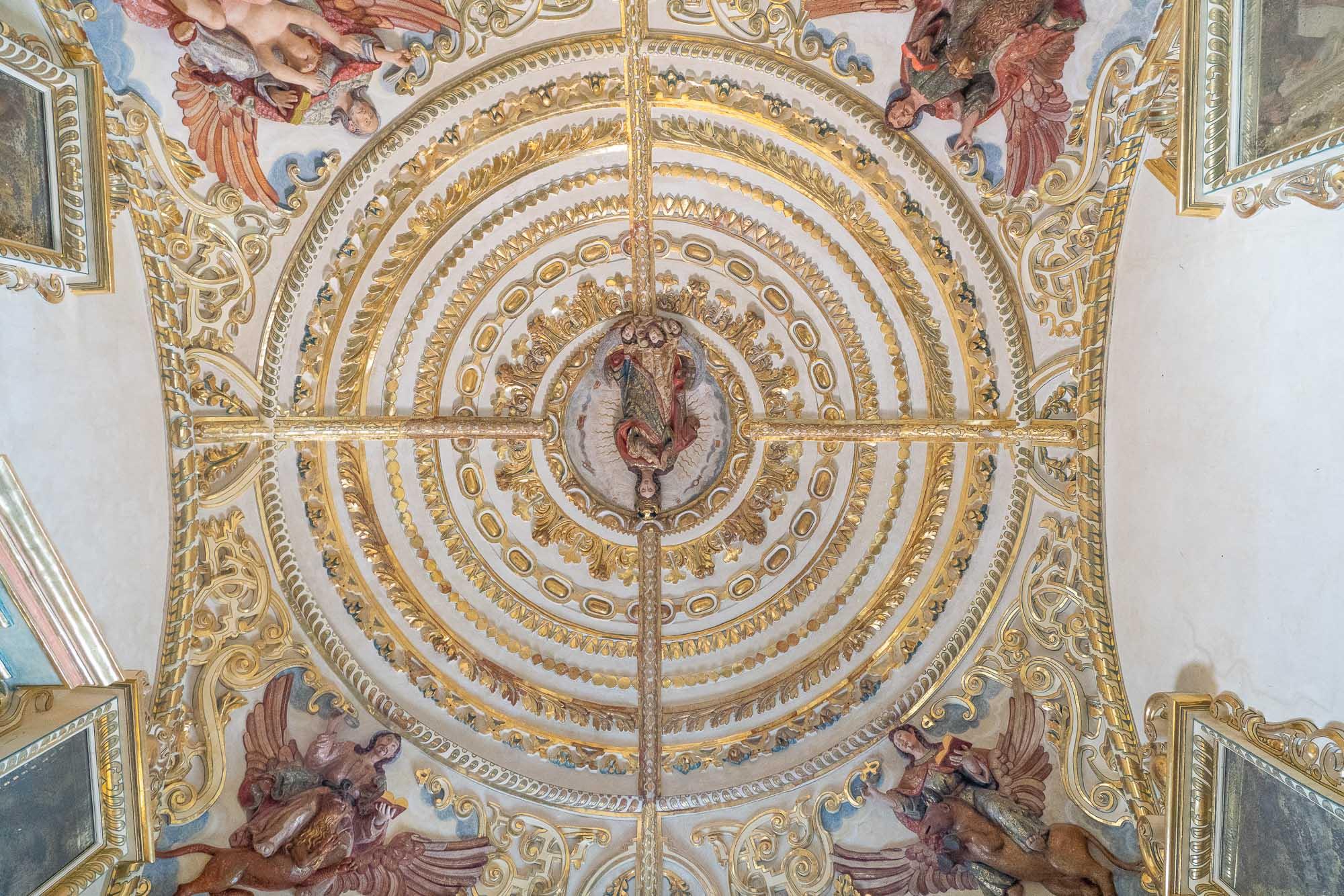 Museo de las Culturas de Oaxaca fresco