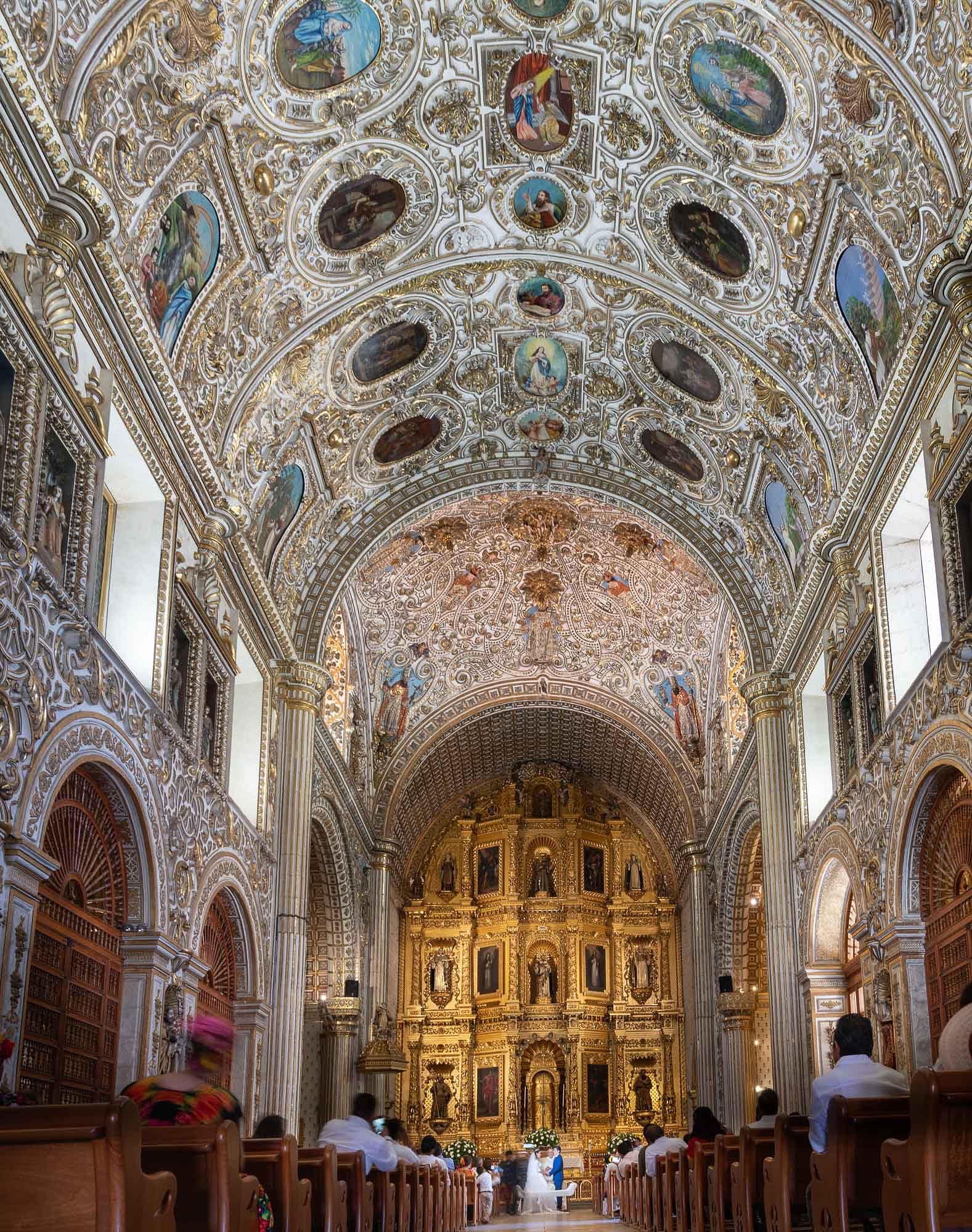 Wedding, Museo de las Culturas de Oaxaca