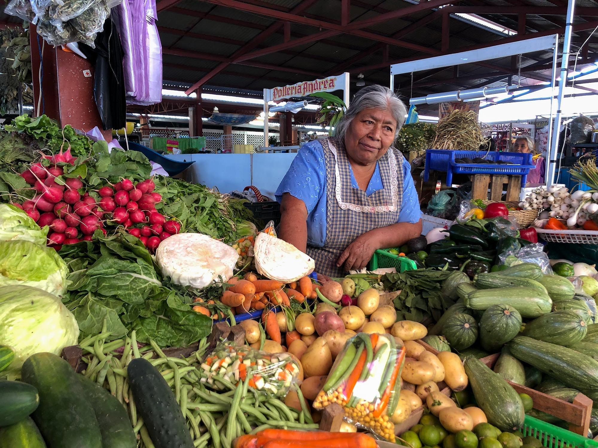 Tiacolula Market