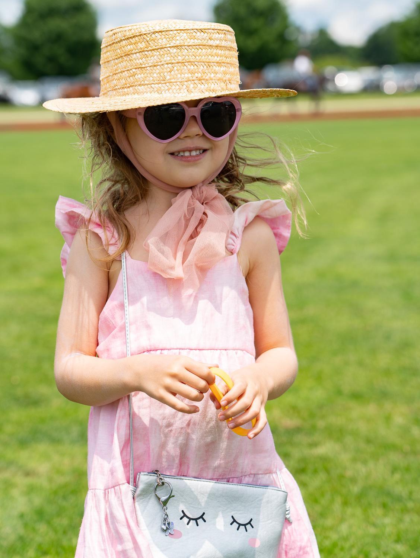 young Polo fashion princess at the Mashomack Polo Club in pine plains ny.jpg