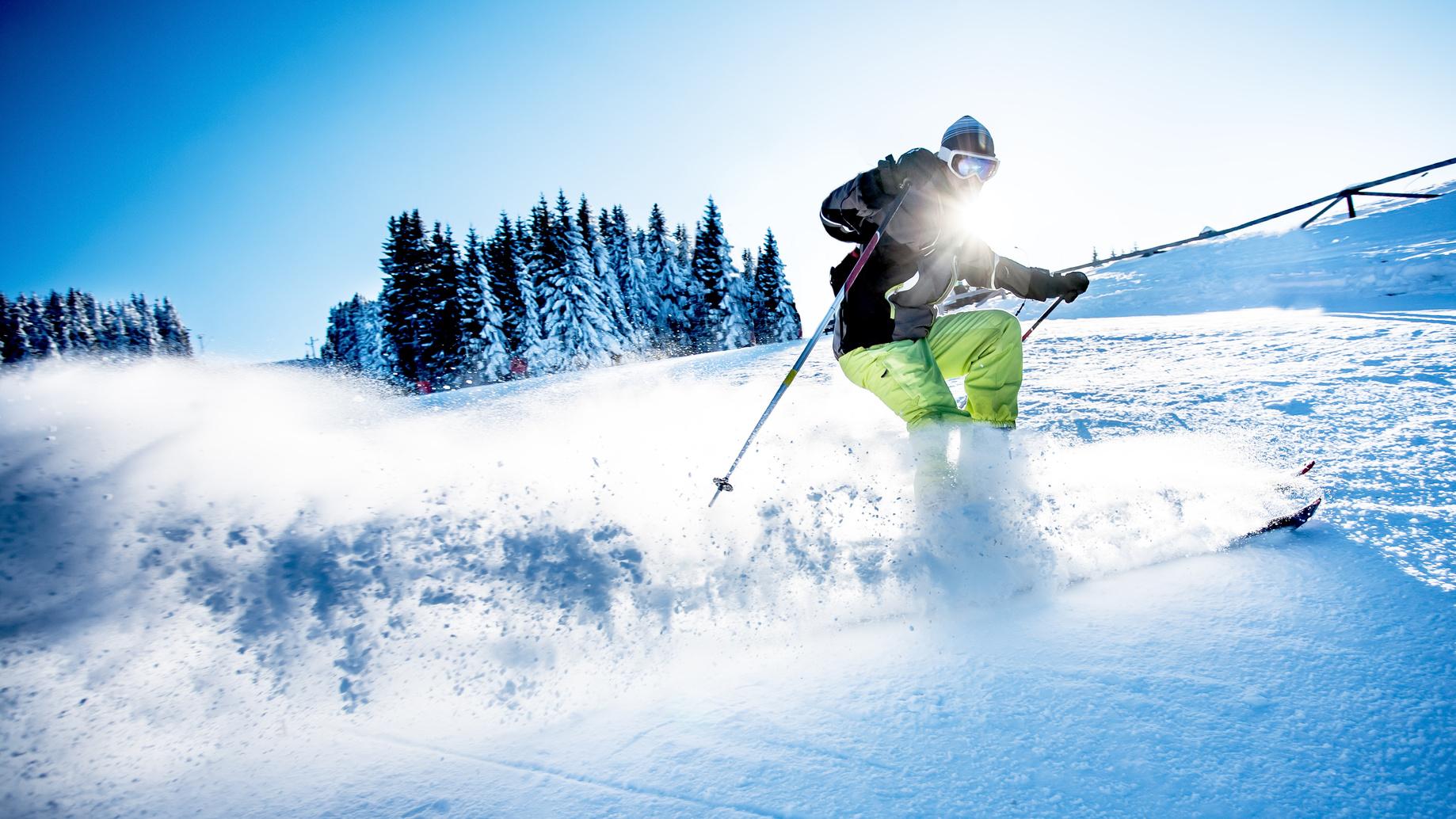 Mt Bachelor - A Skier's Paradise