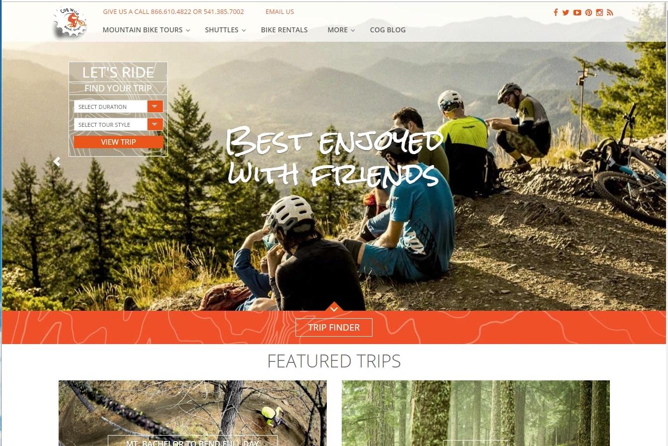 Mountain Bike Toures