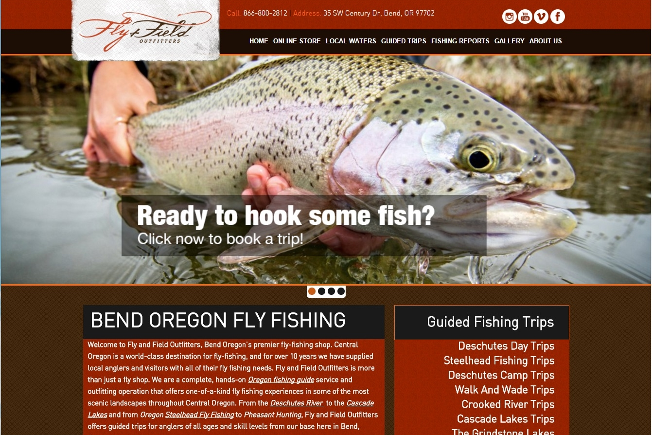 Fly + Field Fishing Guides