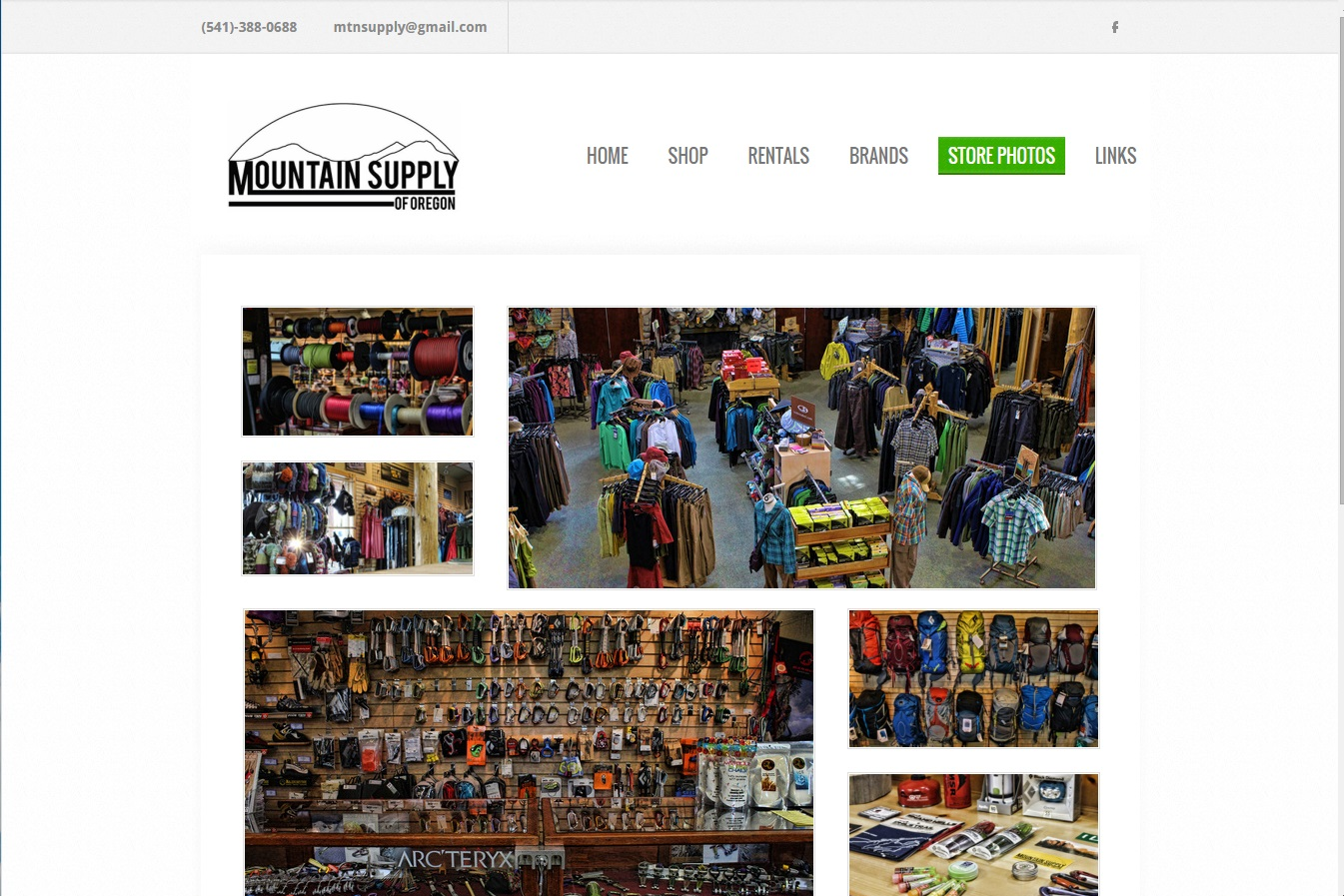Hiking and Mountain Climbing Outfitters
