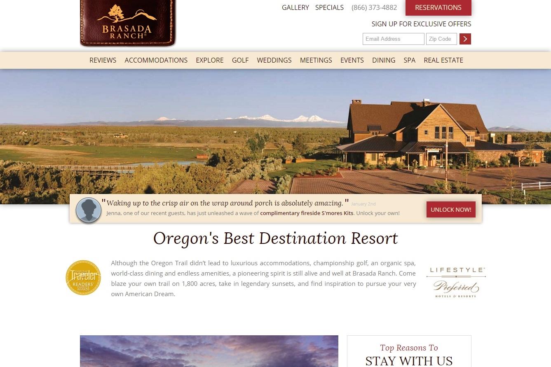 Bersada Ranch, Explore The West