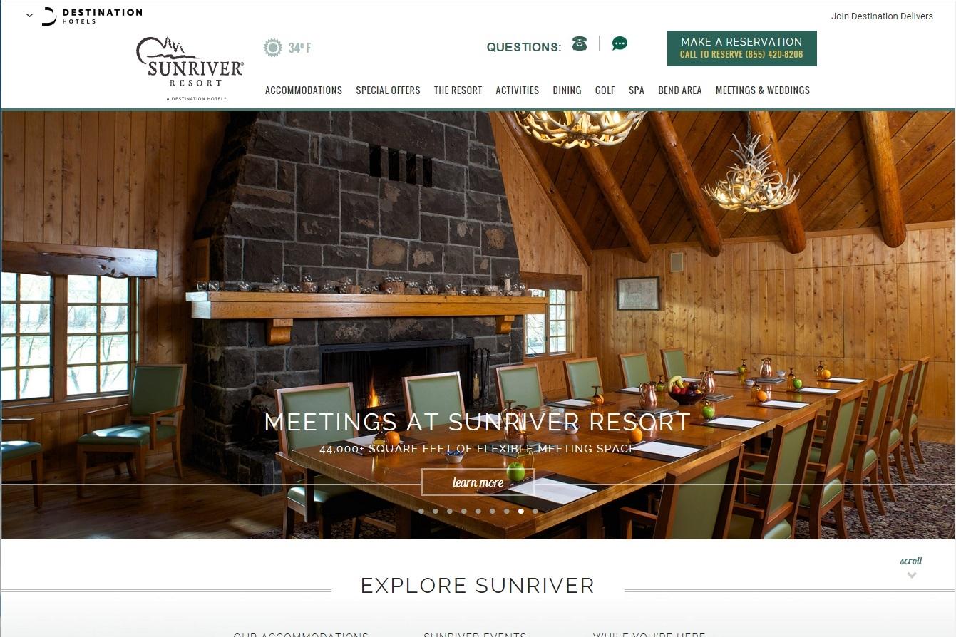 Sun River Resort
