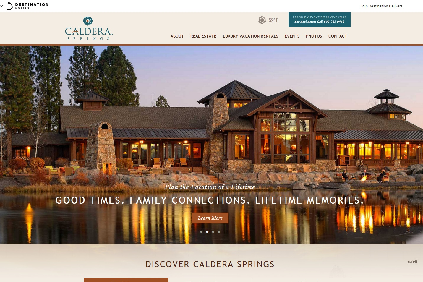 Caldera Springs