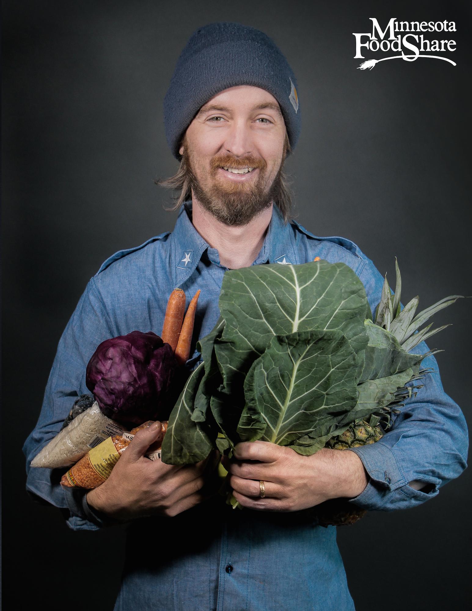 MINNESOTA FOODSHARE - Seth McGaha - Design, Website, Photography