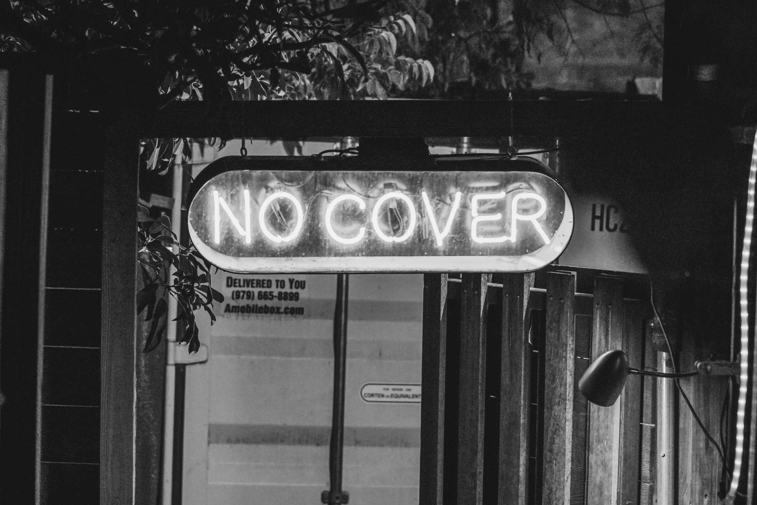 No Cover - Cheer Up Charlie's