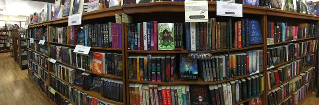 Going Green on the shelves of  Oregon Books and Games