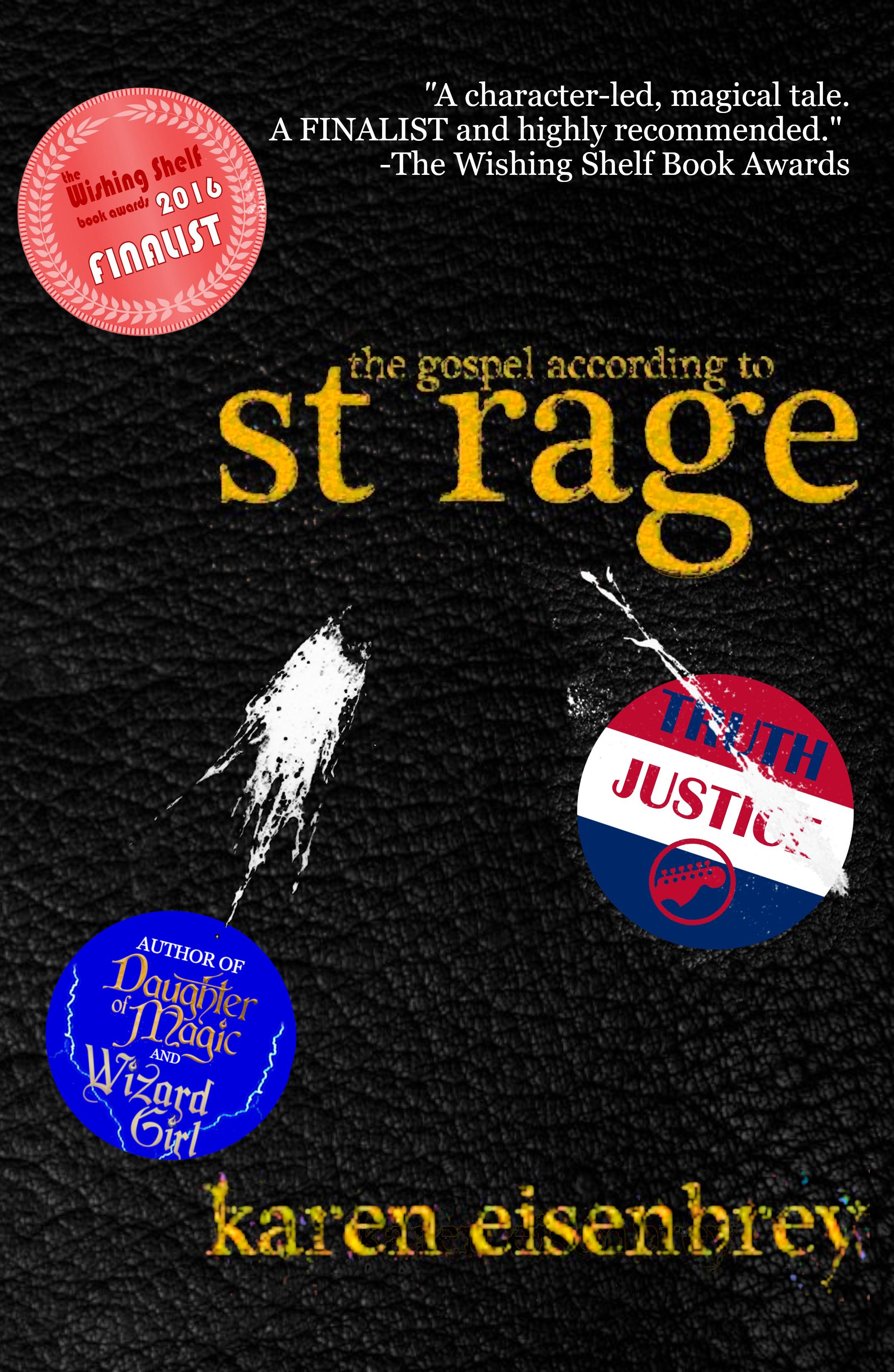Cover designed by Evangeline Jennings and Benjamin Gorman