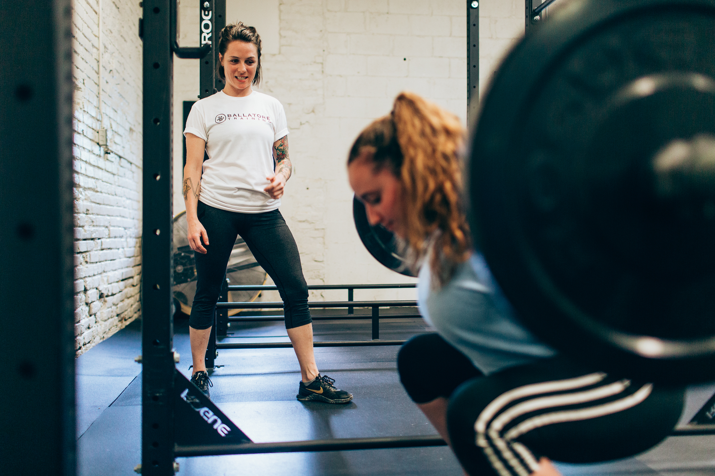 Coaching the Back Squat