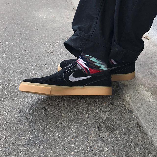 Nike SB Essentials. . Blazers // Janoski Slip // Anorak. . @nikesb @obeyclothing . #pentagonboardshop #nike #nikeskateboarding #nikesb #penticton #visitpenticton #ootd