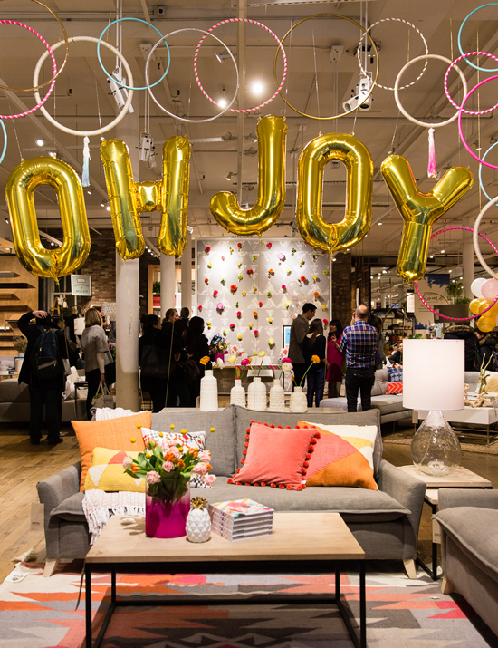 Oh Joy! book launch party // NYC // 2015