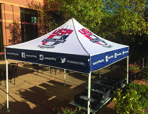 10' x 10' Canopy Tent, Aluminum Hex Frame, Full Print Roof 4.jpg