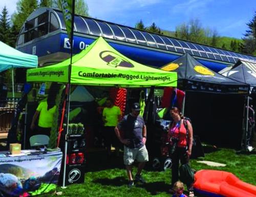 10' x 10' Canopy Tent, Steel Hex Frame, Full Print Roof 7.jpg