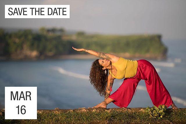 ART DU HATHA RAJA FLOW AVEC OLIVIA TÜSCHER 16 MARS  de 10:00 à 12:00  Cette séquence vous emmènera dans dans voyage de méditation en mouvement et sera l'occasion de développer votre pratique en mettant l'accent sur le souffle, le corps, l'âme et l'esprit avec une pratique de Hatha Flow. Nous explorerons des postures de base à intermédiaire avec conscience et créerons des transitions sans effort. Cette classe comprendra également du pranayama et la méditation guidée.  POUR TOUS LES NIVEAUX.  PLACES LIMITÉES. TARIF  PRIX LIBRE