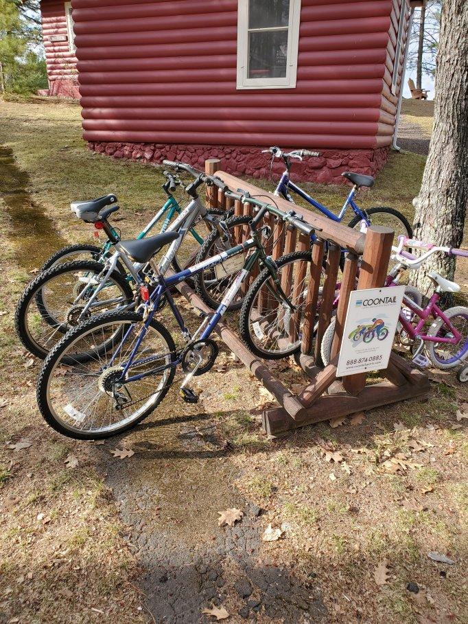 Bike rentals!