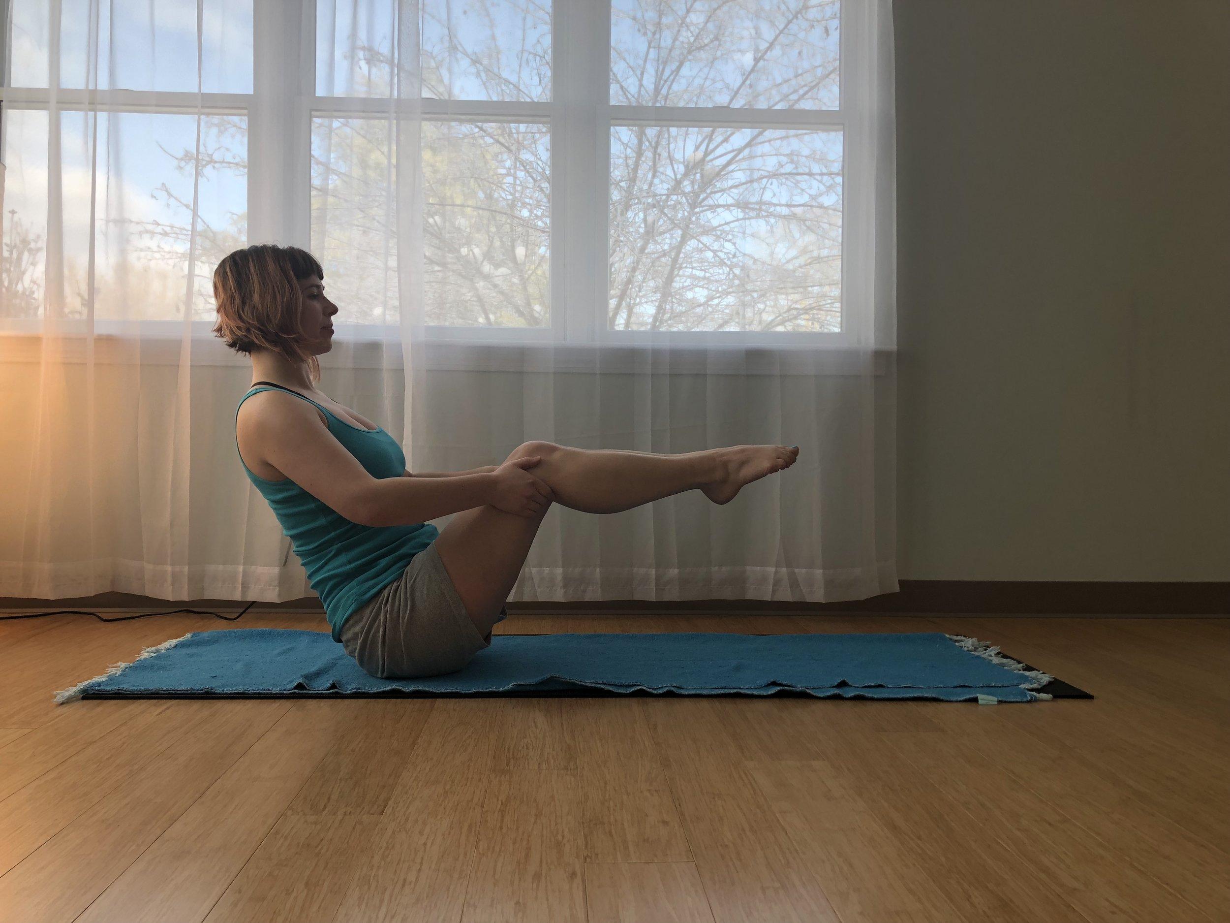 Hold legs for better alignment