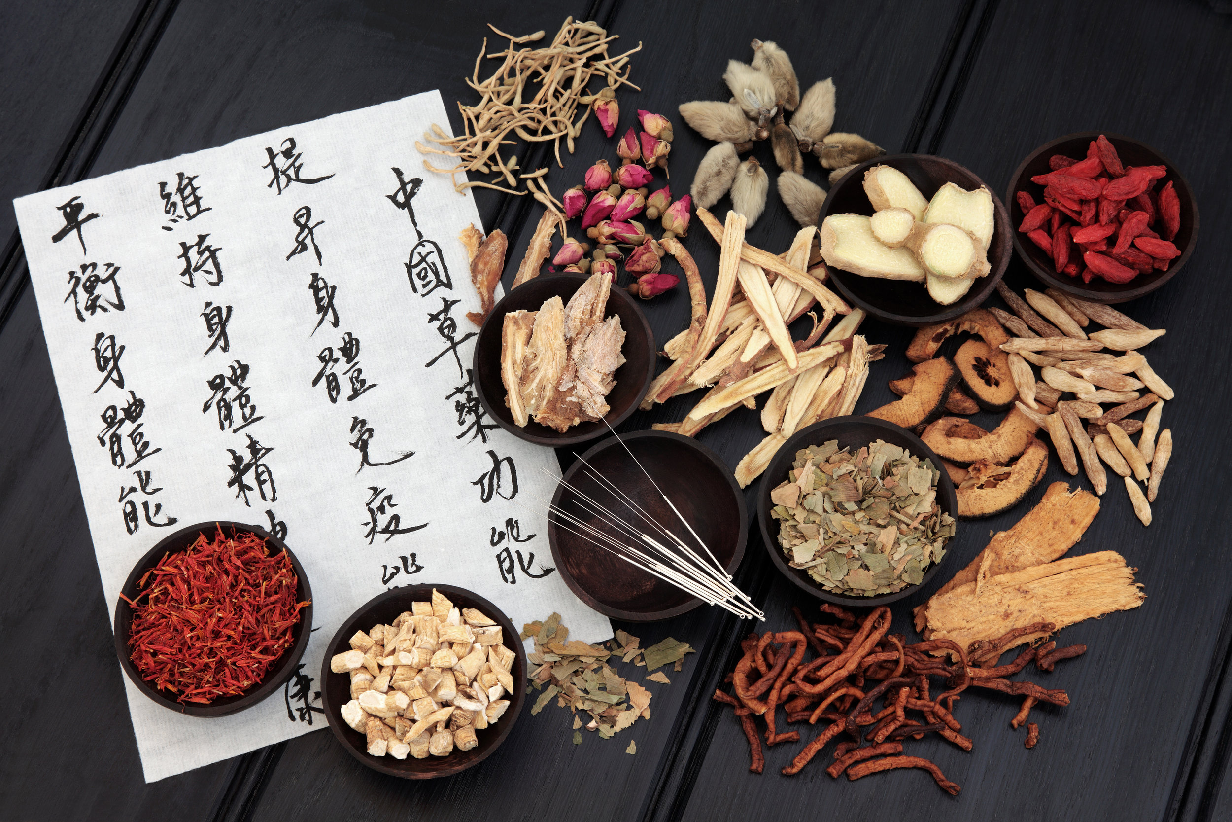 Herbal Medicine - Irregular cycles, prolapse and pelvic pain, anxiety and mental health