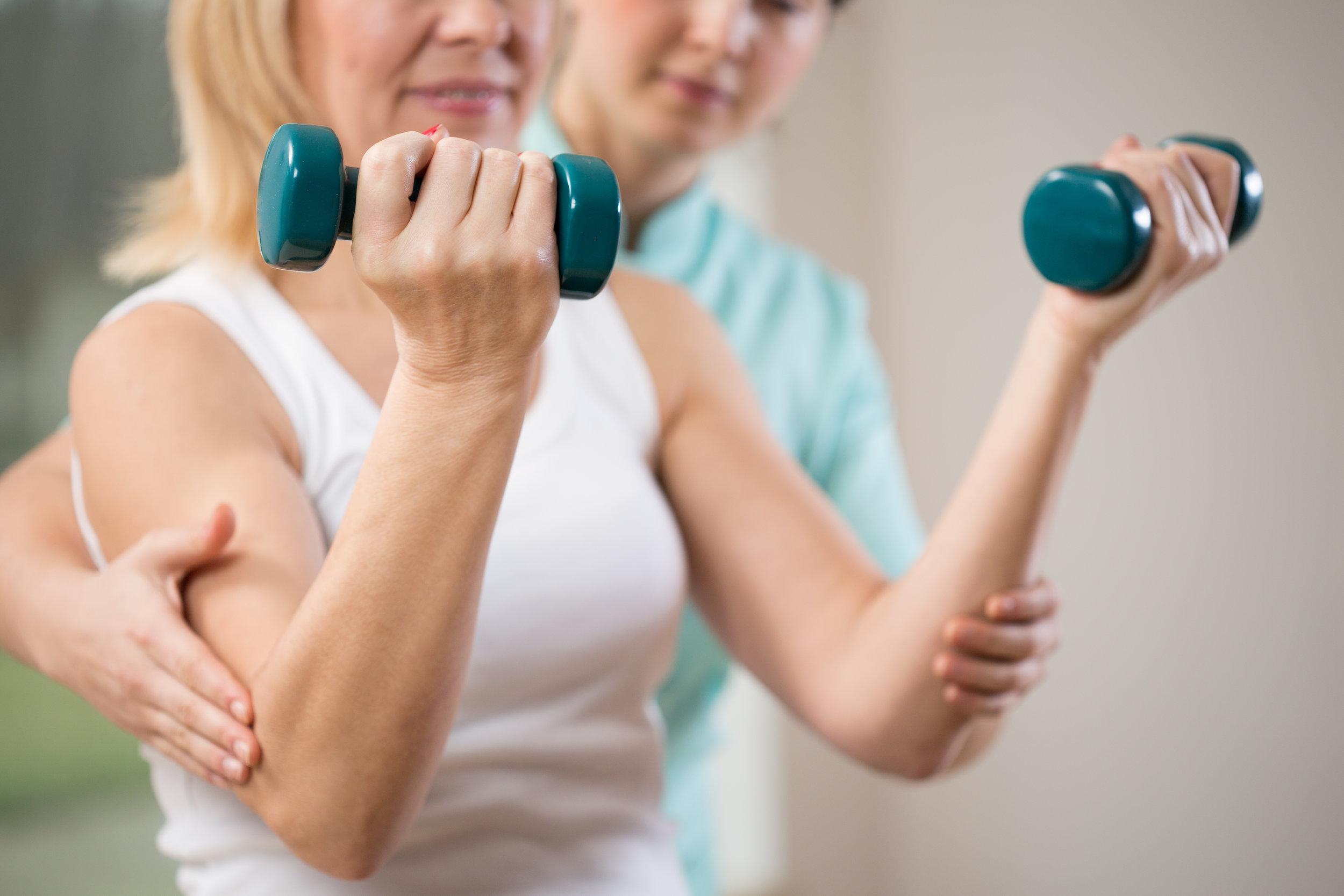 Physical Therapy - Orthopedic pain, fibromyalgia, diastasis recti and other chronic pain help