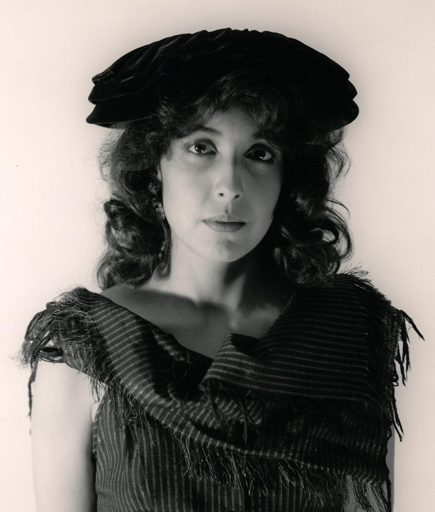 Laurie (detail)   © Jud Burgess 1987