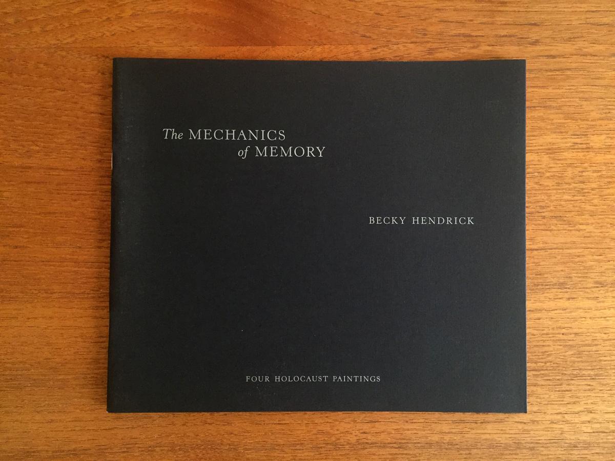 Mechanics of Memory Cover Jud Burgess