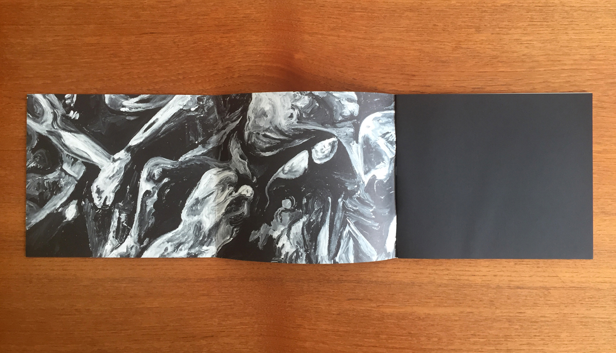Mechanics of Memory Cover foldout