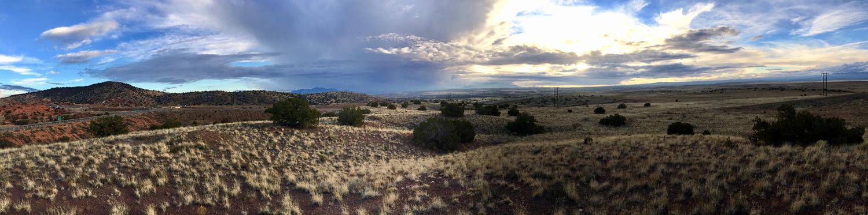 I-25 between Santa Fe and Albuquerque  ©Jud Burgess
