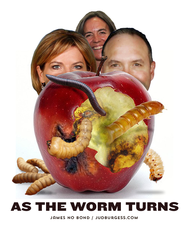 Juan Cabrera Susie Byrd Dori Fenenbock worm turns