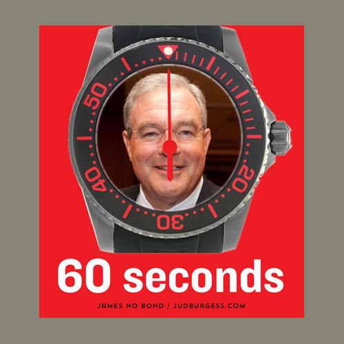 Dee Margo 60 seconds © Jud Burgess