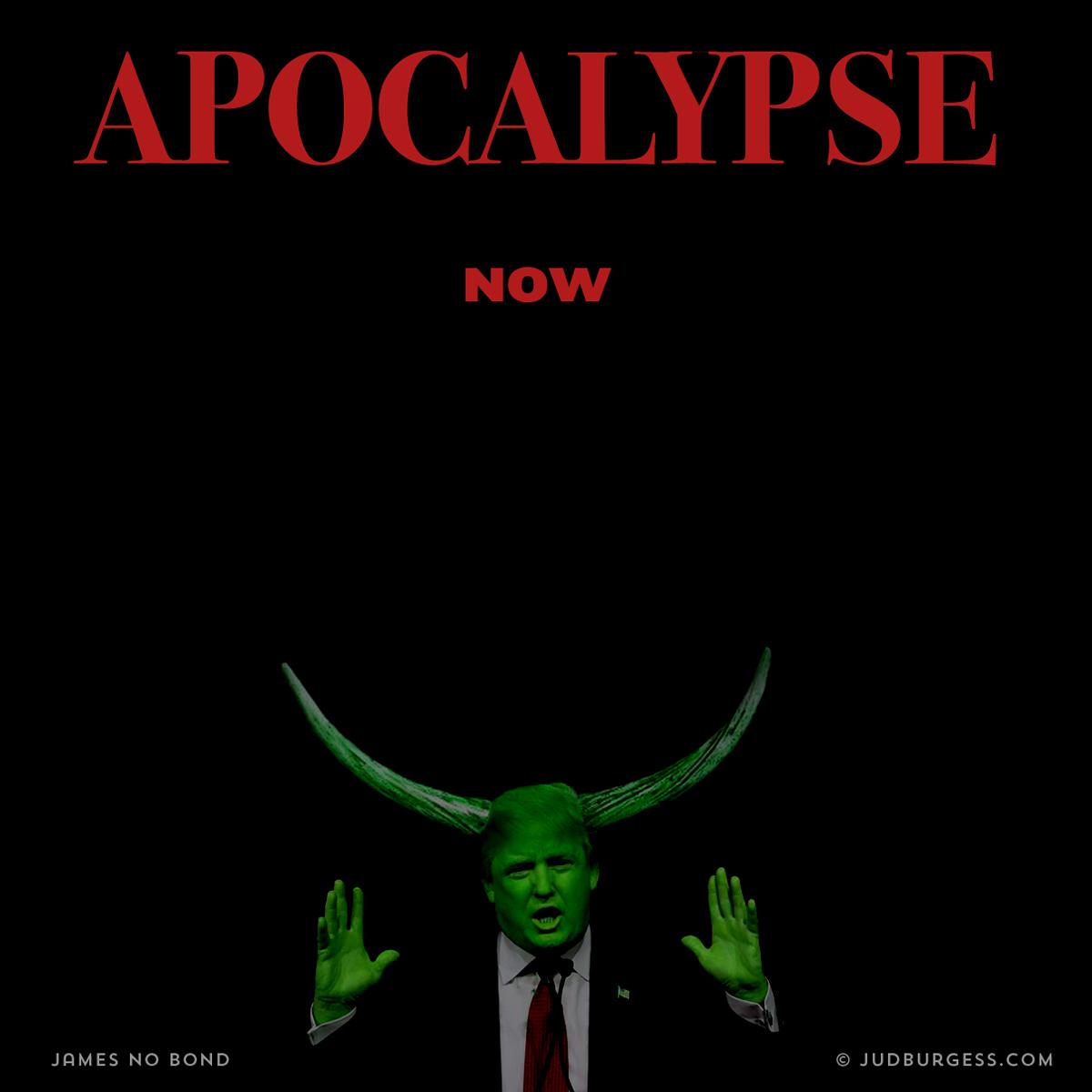 Apocalypse Now © Jud Burgess