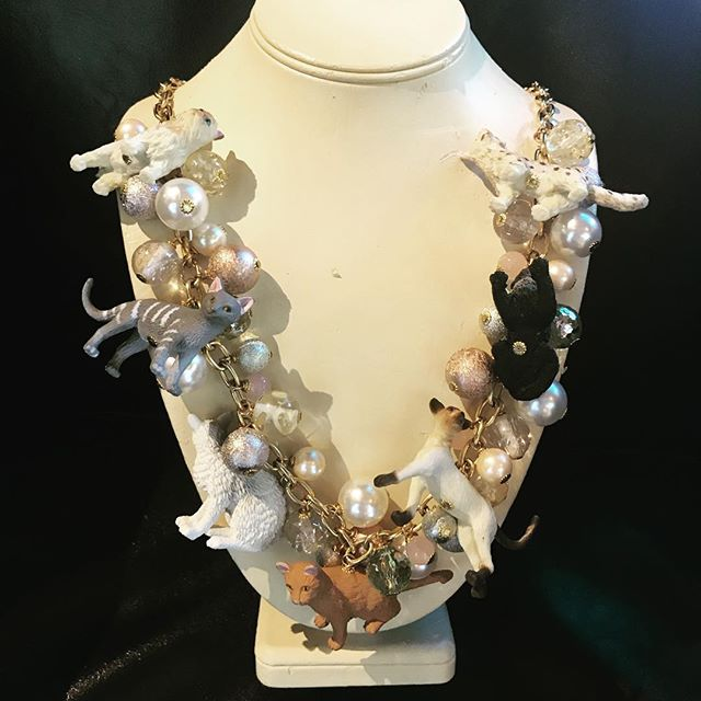 And for the kitty lovers!!! Not to be outdone. $164