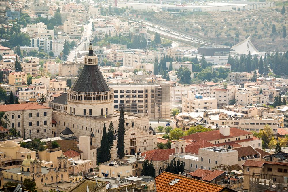 Church of the Anunciation, Nazareth