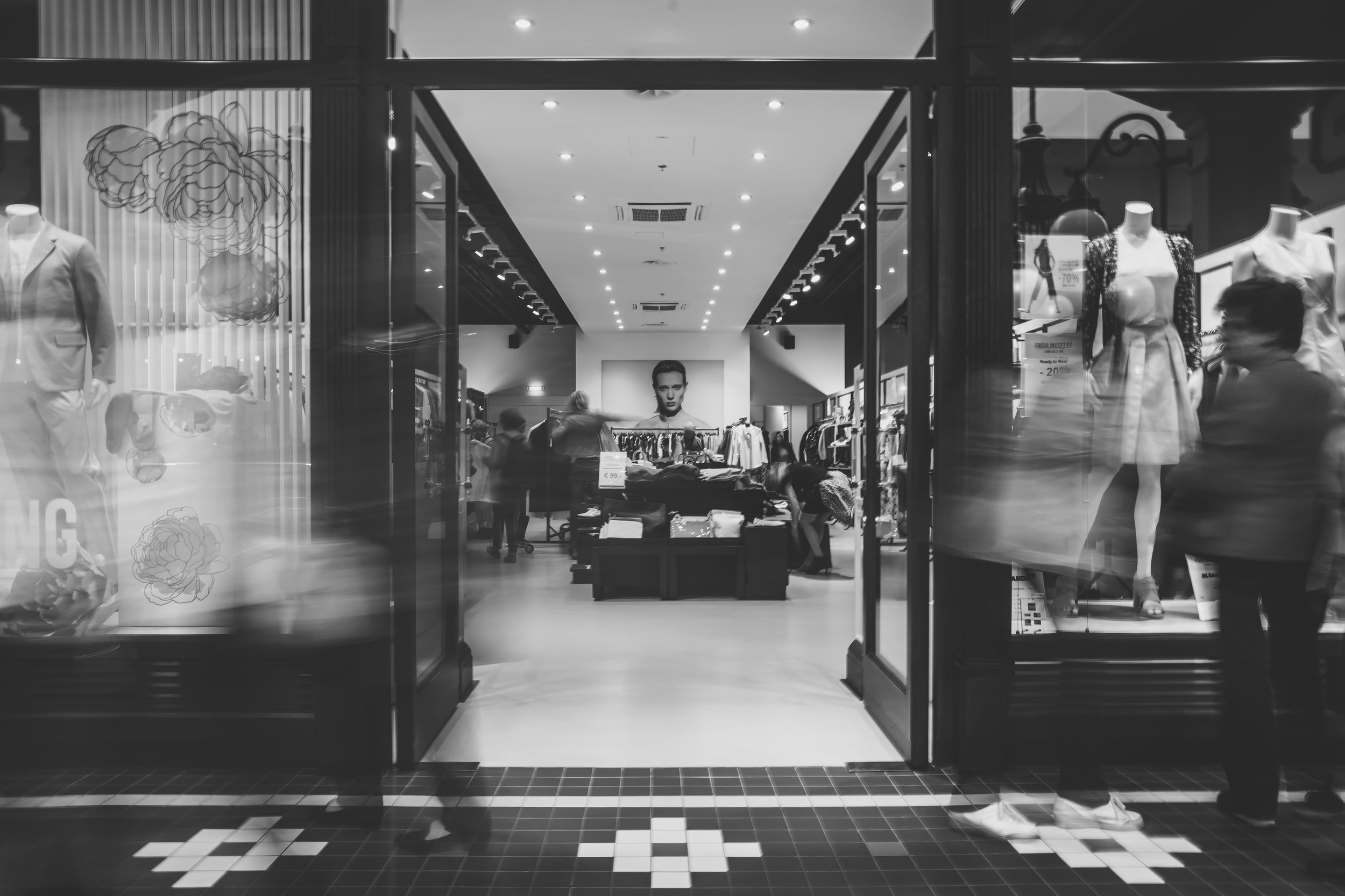 When the Bubble Bursts   As a kickoff to a series of thought leadership material that we'll be sharing on the crisis in retail, we wanted to start the conversation by looking at the current dynamics at play.